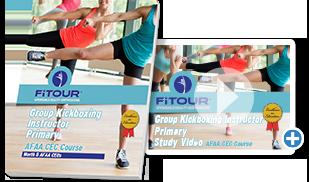 Kickbox AFAA CEC Course