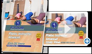 Pilates Advanced AFAA CEC Course