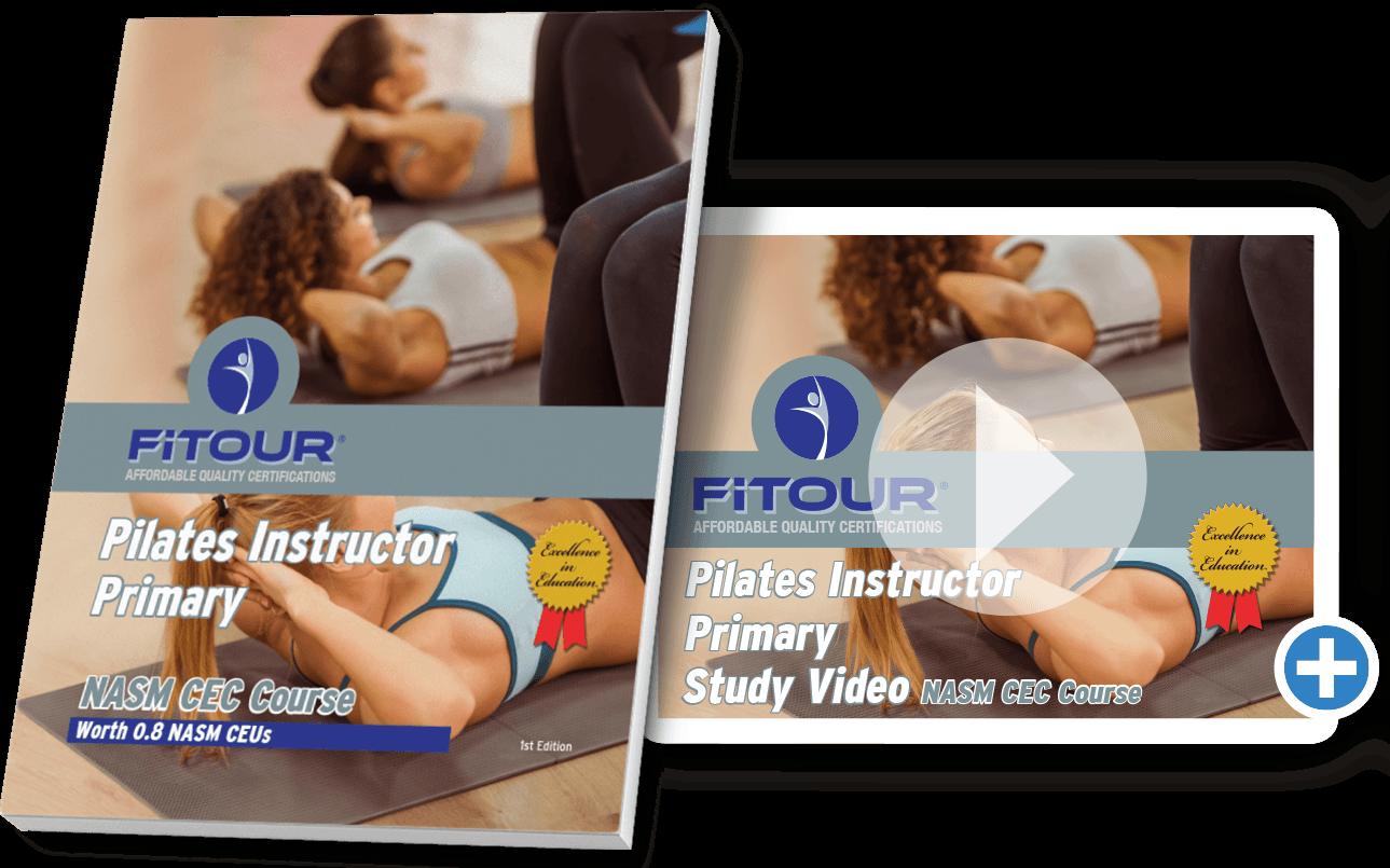 Primary Pilates NASM CEC Course