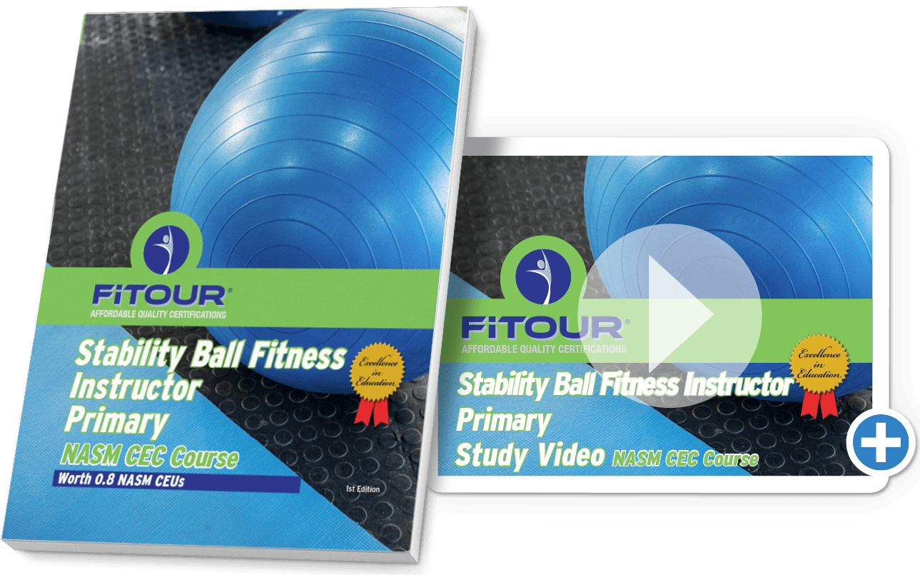 Stability Ball NASM CEC Course