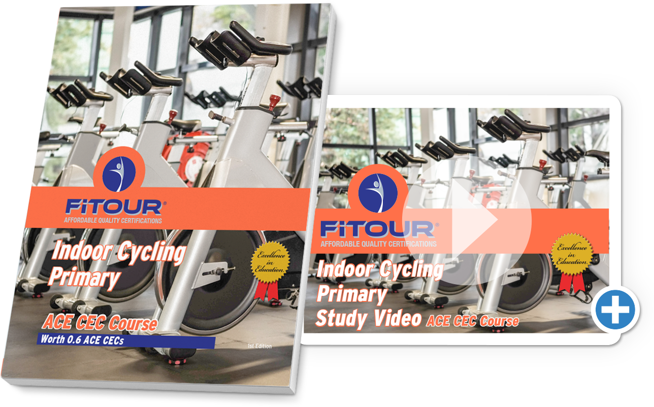 ACE Indoor Cycling Primary CEC Home Study Course