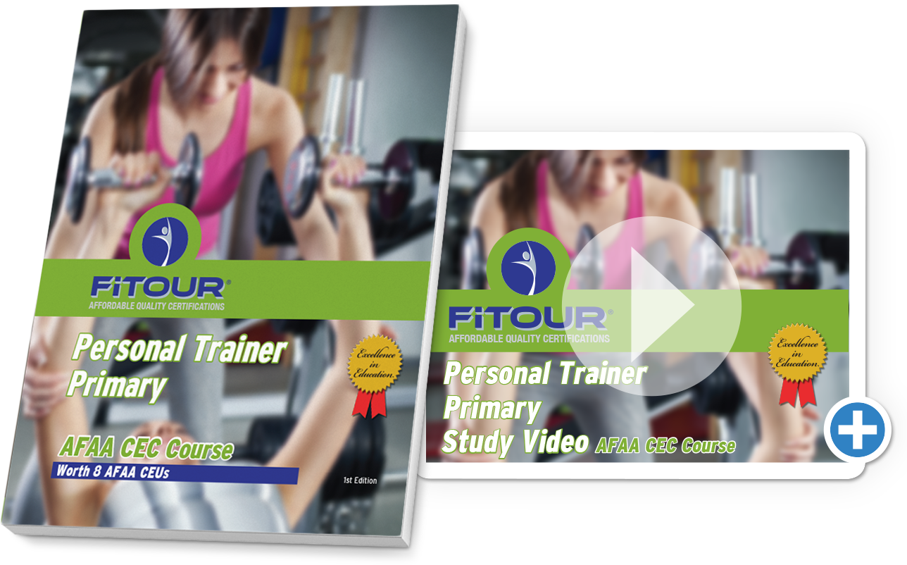 AFAA Personal Trainer Primary