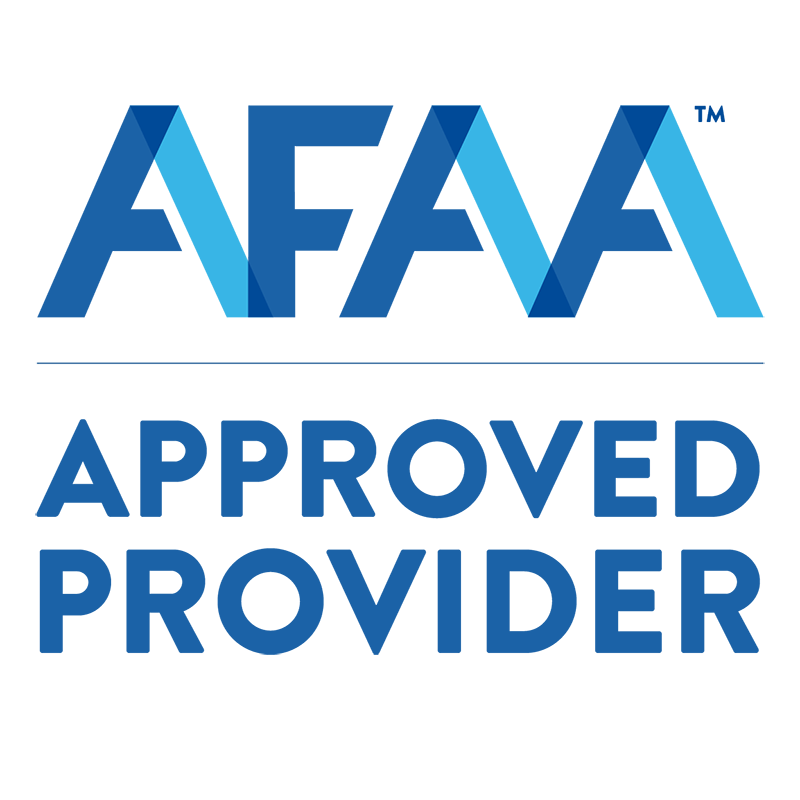 AFAA Approved Logo | FiTOUR Fitness Certifications