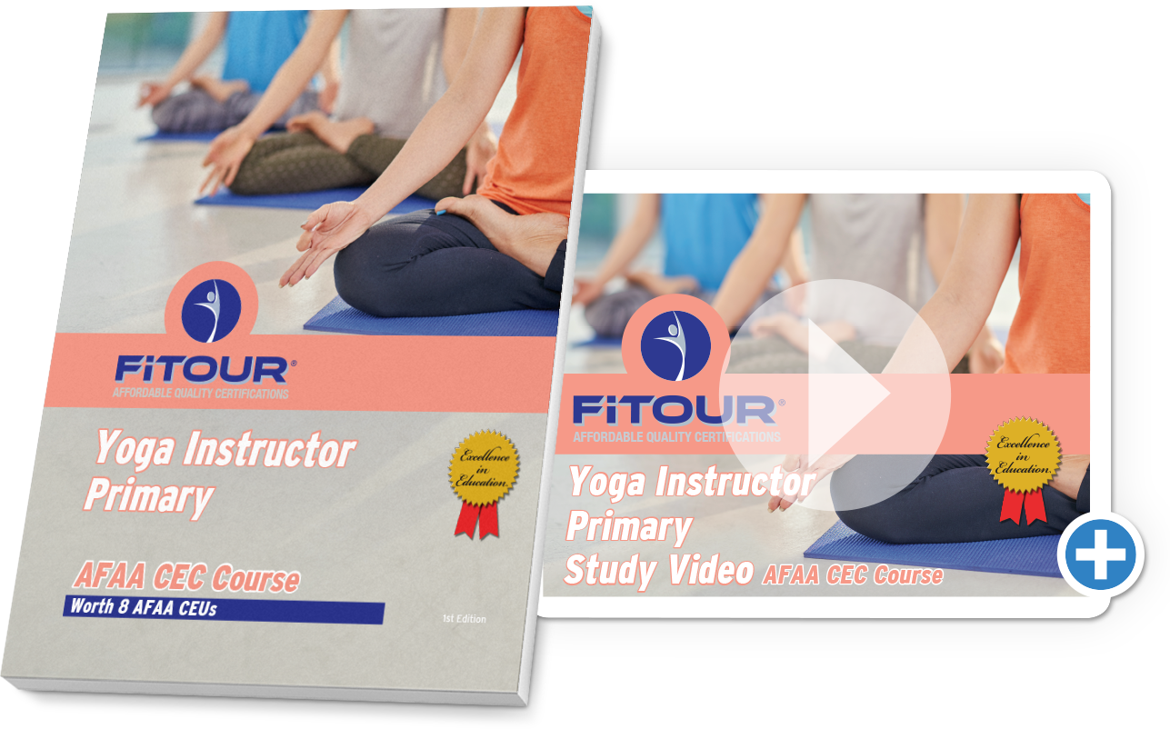 Yoga Instructor Primary AFAA Home Study Course