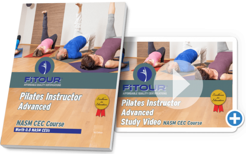 Pilates Advanced NASM CEC Course