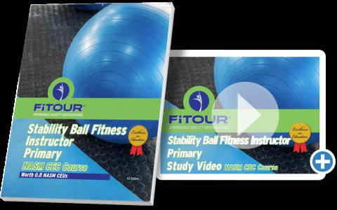 Stability Ball NASM CEC Course
