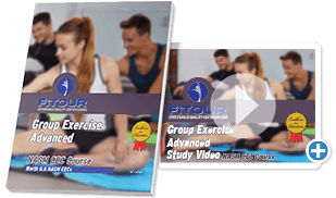 NASM Group Exercise Advanced Study Materials