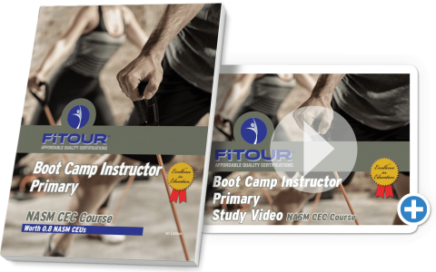 Boot Camp NASM CEC Course
