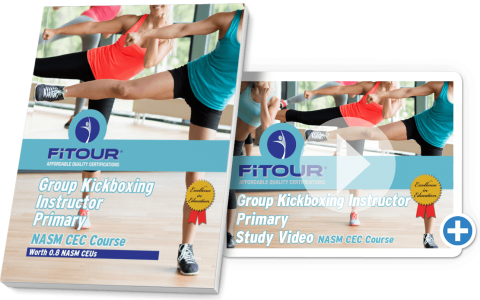 Kickbox NASM CEC Course