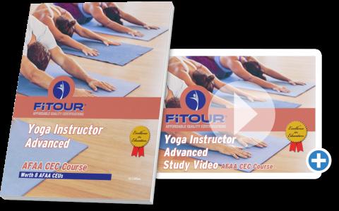Yoga Instructor Advanced AFAA Home Study Course