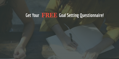 Get Your FREE Goal Setting Questionnaire!