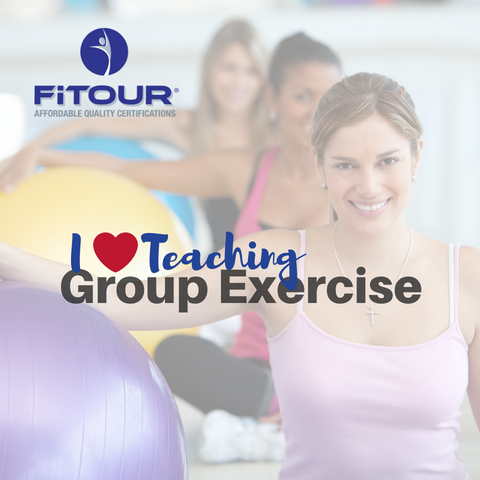 I Love Teaching Group Exercise