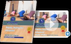 Pilates Advanced NASM CEC Course