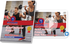 Barbell NASM CEC Course