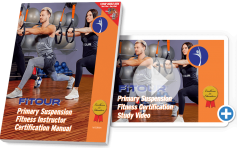 Primary Suspension Fitness Instructor Certification