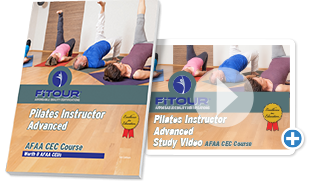 Pilates Advanced AFAA CEC Course