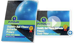 Stability Ball AFAA CEC Course