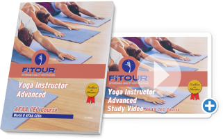 Yoga Instructor Advanced AFAA Home Study Course