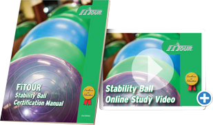 Stability Ball Fitness Certification