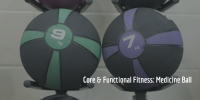 Core & Functional Fitness: Medicine Ball
